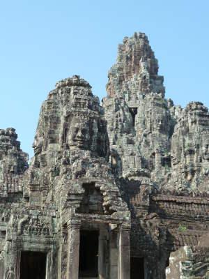 Bayon in Angkor Thom