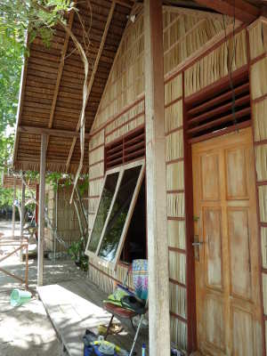 Beach hut Yankoranu, Kri